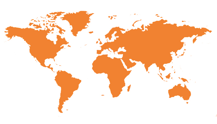 partners with comintelli are represented around the world