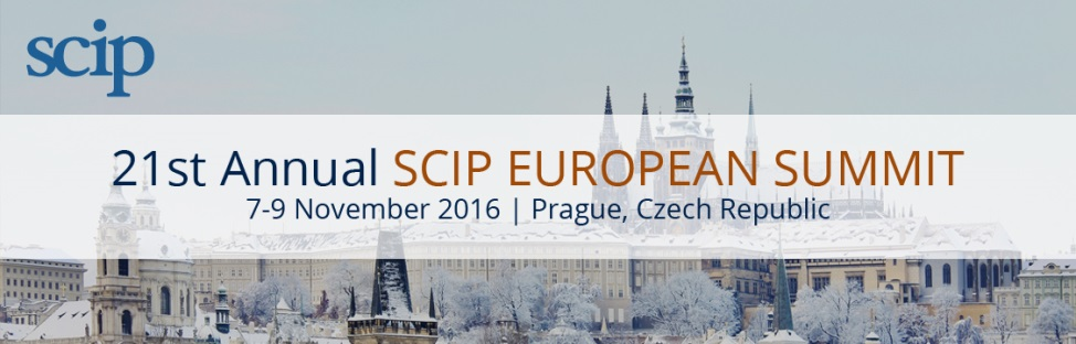 SCIP European Summit