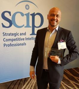 scip orlando jesper award